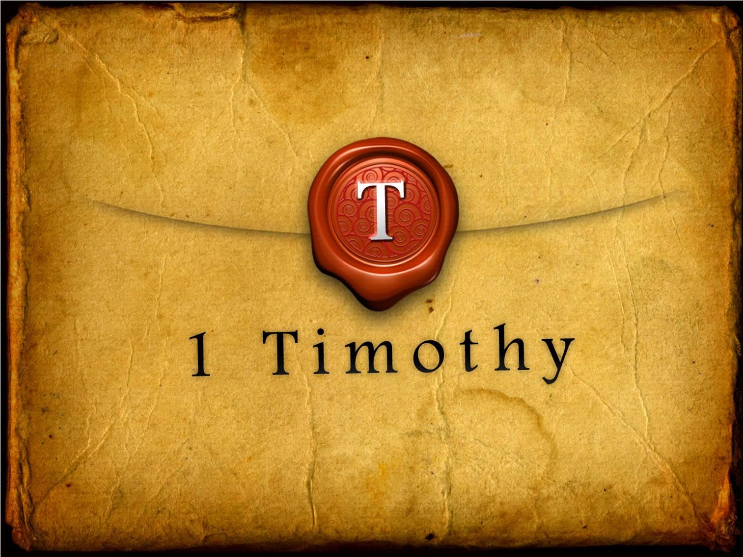 1Timothy