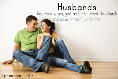 Image -- Husbands love your wives