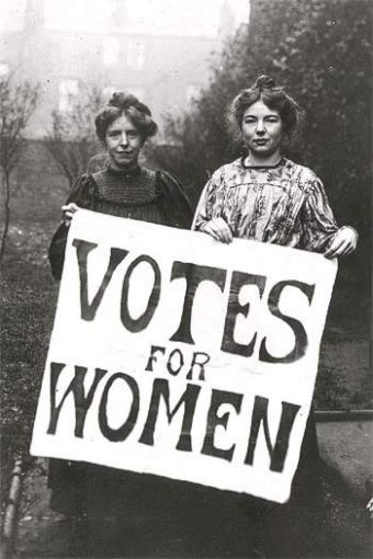 Women's Voting Rights in the CanRC.