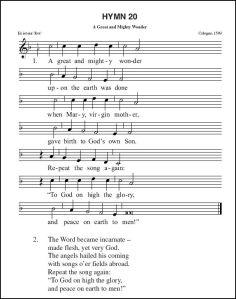 hymn 20