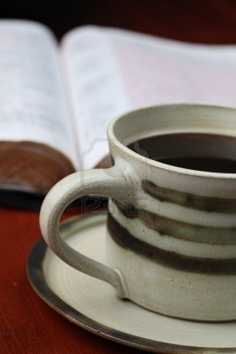 8201074-morning-coffee-with-the-bible-in-background-shallow-dof