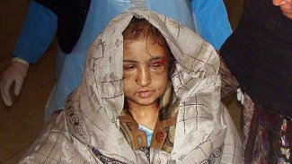 Child slave rescued in Afghanistan