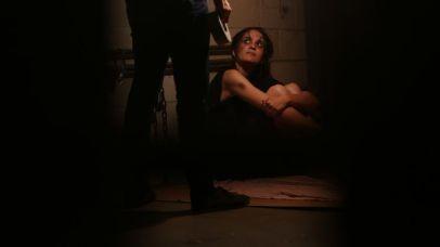 Scene from documentary,