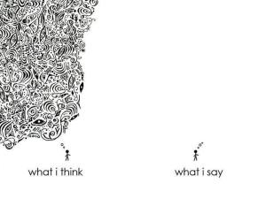 What-I-think-vs-What-I-say