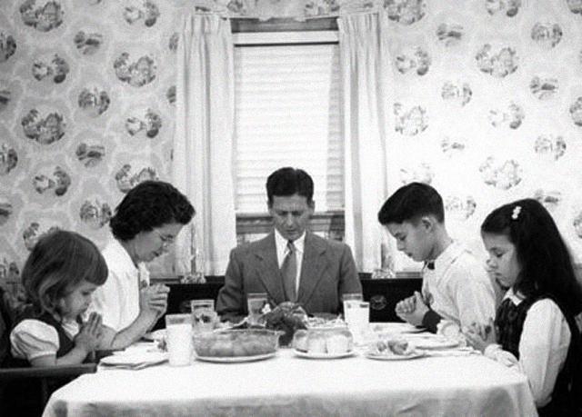 dinner-prayer