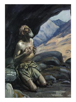 Elijah-in-cave